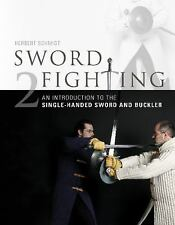 Sword Fighting Book: Intro to the Single-Handed Sword and Buckler~Fencing~New HC