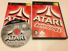 ATARI ANTHOLOGY - 85 GAMES - ORIGINAL XBOX GAME - PAL - COMPLETE