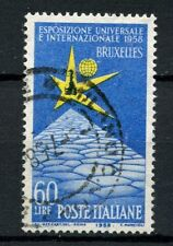 Italy 1958 SG#967 Brussels Exhibition Used #A40215