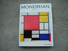 "Ouvrage peintre -art contemporain""MONDRIAN""Jacques Meuris-N E F-1991"