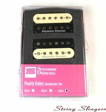Seymour Duncan Pearly Gates Humbucker Pickup set, Zebra 11108-49-Z