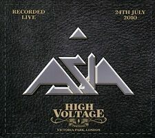 Asia: High Voltage Live, 2010 Dolby Audio CD