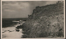 'Lands End' RA Series real photographic postcard