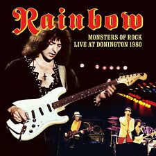 RAINBOW New Sealed Ltd Ed 2017 LIVE 1980 DONINGTON CONCERT DVD & CD SET