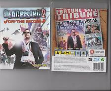 Dead Rising 2 off the record Playstation 3 PS3 clasificado 18 Zombies