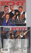 CD--DIE HEKTIKER -- -- ECHT