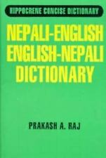 Concise Language Dictionaries: Nepali-English - English-Nepali Concise...