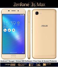 """Smartphone ASUS ZenFone 3s Max ZC521TL 5.2"""" Doble Sim Android 7 Smartphone Octa Core 32GB"""