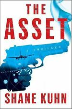The Asset by Shane Kuhn (2016, softcover), ARC, Advanced Reader Copy