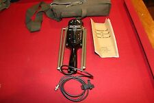 MILITARY SURPLUS RADIO ANTENNA  AT-339 PRC FIELD PHONE ARMY BACKPACK HOMING HAM