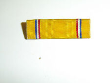 b4034 WW2 US  Ribbon bar American Defense service Medal with pin back C5A2