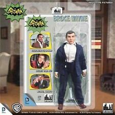 World's Greatest Heroes BRUCE WAYNE Batman Classic TV Retro Series 2 Figure Mego