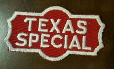 NOS Texas Special Railroad Railway Patch Railroad Train 3 1/2 ""