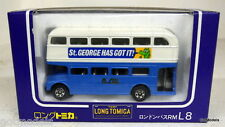 TOMICA 1/86 - L8 LONDON BUS RM N.S.W ST GEORGE DIECAST MODEL BUS