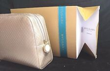 Bvlgari OMNIA PARAIBA Roma Collection Bvlgari Cosmetic Makeup Pouch Bag