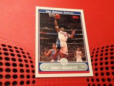 #94 Corey Maggette Los Angeles LA Clippers Topps 2006 trade card NBA basketball