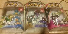 Pokémon 2-pack Small Figures Ea Ass.With Pokedex Id Tags T18055 T18040 T18054