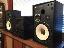 Vintage JBL 4312B Studio Control Monitors - Two sets of Grills - Near Mint !