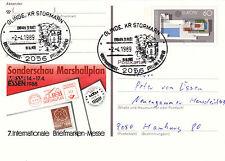 Glind Kr. Storman Ungarn zu Besuch   super SST  1989