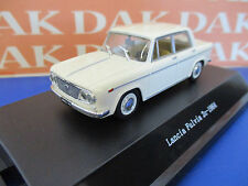 Die cast 1/43 Lancia Fulvia 2c 1964 white  saratoga by Starline