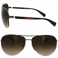 New Prada  Sunglasses PS 56MS  Col 5AV6S1 Size 62 MM  BO