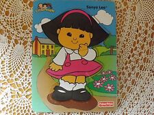 Fisher Price 2003 Dora the Explorer wooden puzzle