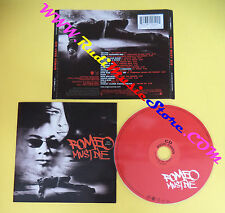 CD SOUNDTRACK Romeo Must Die 7243 8 49052 2 4 EUROPE 2000 no lp mc dvd(OST4)