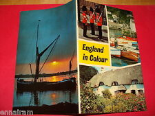 England in Colour1970 Jarrold publ. UK history /guide book by A N Court