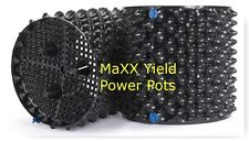 "MaXX Yield ""Power Pot""  6 PACK! of 5 Gallon Equiv Air Root Pruning Flower Pots"