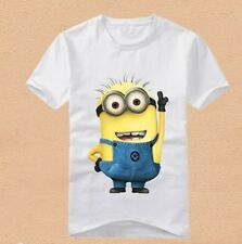Minion T-Shirt for Boys or Girls - Despicable Me Minions T Shirt Tee Shirts