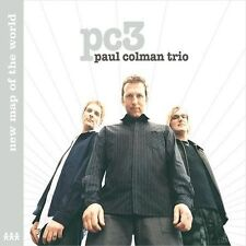 New Map of the World by Paul Colman (CD, May-2002, Essential Records (UK))