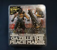 Trigun Gazelle the Peace Maker Black Beast Variation Action Figure by Kaiyodo