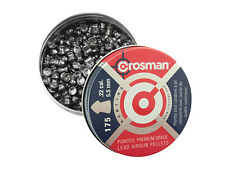 CROSMAN Pointed Pellets Air Gun Air Rifle 5.5 mm .22 175 pcs. Airgun PELLETS
