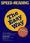 Speed Reading the Easy Way (Barron's Easy Way)
