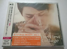 BEAST Yang Yoseob The First Collage Japan Press CD Yoseop NEW