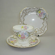 Vintage Shelley China Trio No 0259
