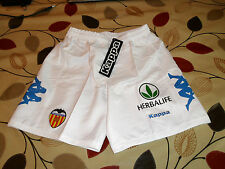 VALENCIA THIRD SHORTS 2011 XXL BOYS BRAND NEW TAGGED