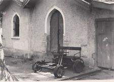 ORIG. FOTO 17,5 x 12,5 CM - TCDD DRAISINE YENICE 1981 (AF113)