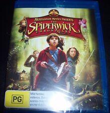 The Spiderwick Chronicles (Nickolodeon Movies) (Australia Region B) Bluray New