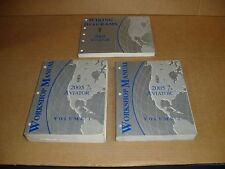 2005 Lincoln Aviator electrical wiring shop service dealer repair manual