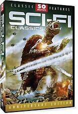Sci-Fi Classics 50 Movie Pack (DVD, 2004, 12-Disc Set)