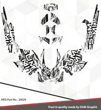 SNOWMOBILE WRAP GRAPHICS STICKER DECAL KIT FOR SKI-DOO XP SUMMIT 2008-2013 20029