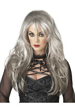 Sexy Fallen Angel Halloween Costume Wig (Grey)