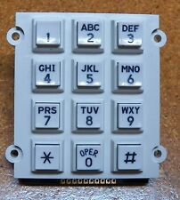 Telephone Style 12 Key Matrix Keypad
