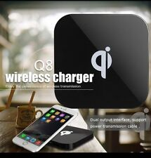 QI Wireless Charger Charging Pad Plate - For Samsung Galaxy S6,S7  S6&S7 Edge