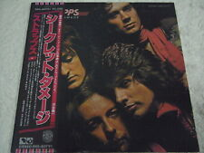 STRAPPS-Secret Damage JAPAN 1st.Press w/OBI Deep Purple Gillan Thin Lizzy UFO