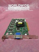 IBM 2823 07L7495 GXT2000P 3D Graphics Adapter PCI Type 1-S pSeries Free Warranty