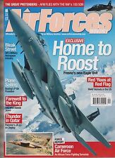 AIR FORCES MONTHLY APRIL 2016,OFFICIALLY THE WORLD'S NUMBER ONE AVIATION MAGAZIN