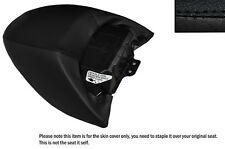 BLACK STITCH CUSTOM FITS HARLEY DAVIDSON STREET ROD VRSCR REAR SEAT COVER