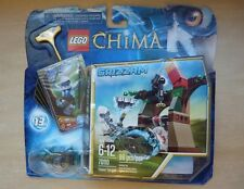 LEGO Legends of Chima 70110 Speedorz Tower Target, Grizzam, from 2013